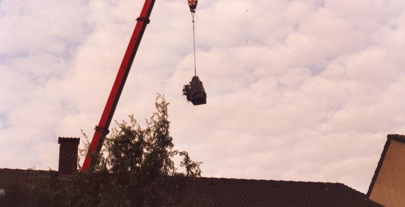 Heidelberger GTO Druckmaschine